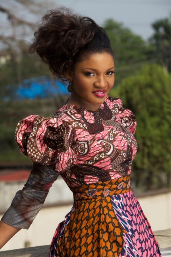 Jalade Nollywood Actress Ekeinde Omotola