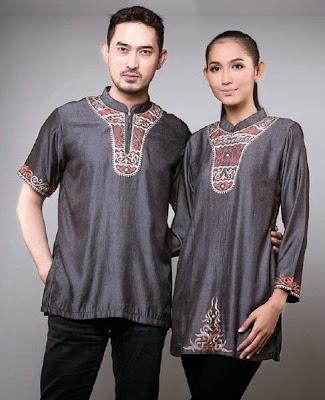 Baju Muslim Couple Terbaru Baju Muslim Couple Family Baju