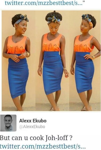 Checkout Alexx Ekubo's Unbelievable Reply To Girl Who Asked Him Out