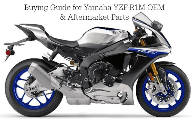 Buying Guide for Yamaha YZF-R1M OEM & Aftermarket Parts