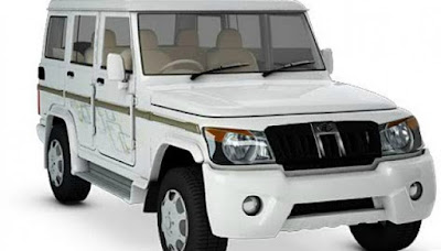 Mahindra Bolero Power Plus wallpapers