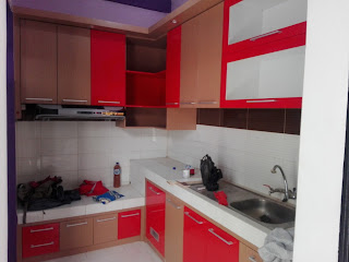 kitchen set bu wiwik mulyosari surabaya