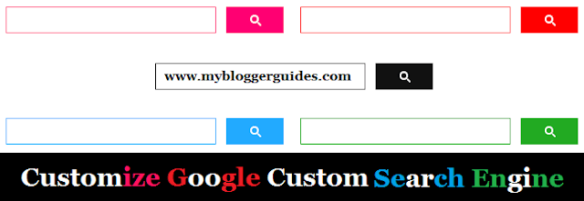 Customize Google Custom Search Engine, Custom search engine by google