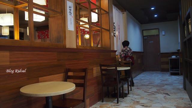 Raku Sushi, Kuliner Jepang dan Medan #02