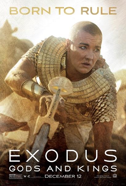 دانلود رایگان فیلم هجرت: خدایان و پادشاهان (2014) Exodus: Gods and Kings با زیرنویس فارسی و بدون سانسور