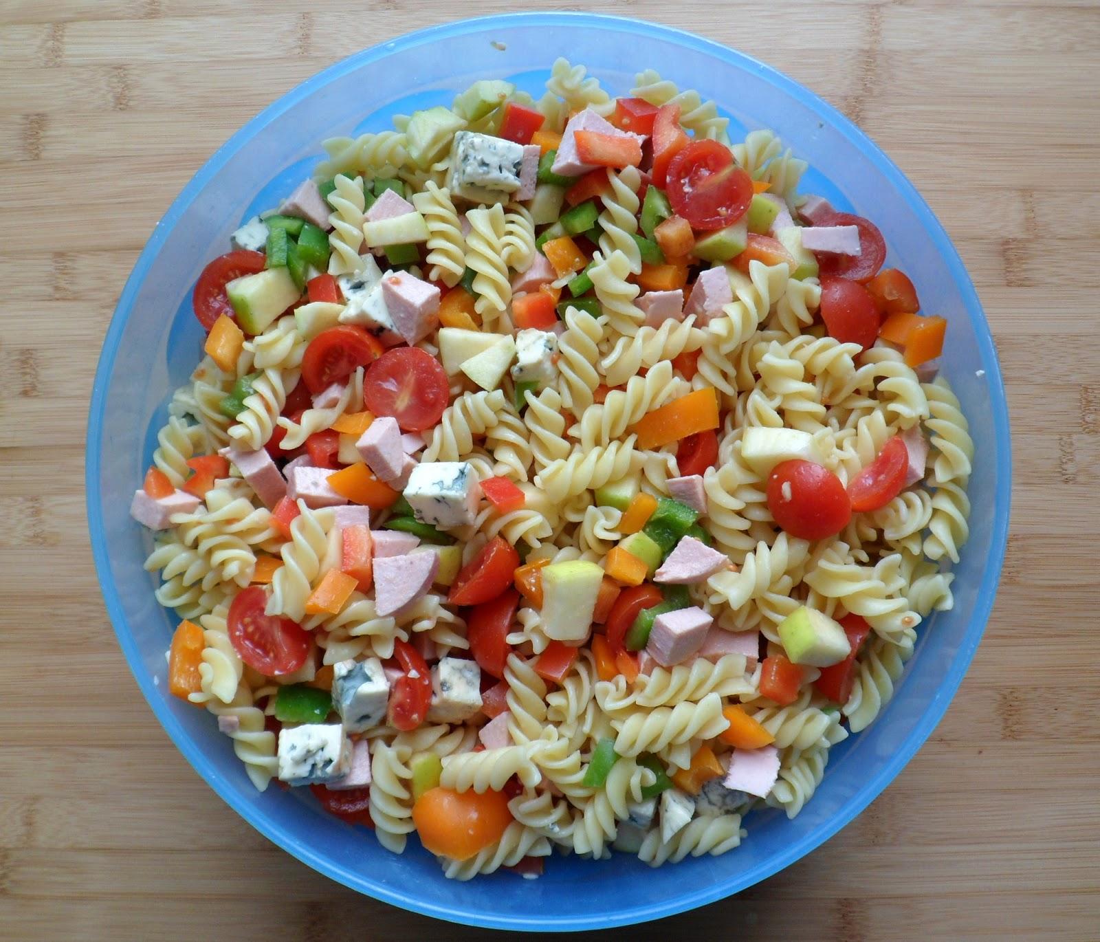 Salade Pique Nique : les crocs du loupinet salade de p tes du pique nique ~ Nature-et-papiers.com Idées de Décoration