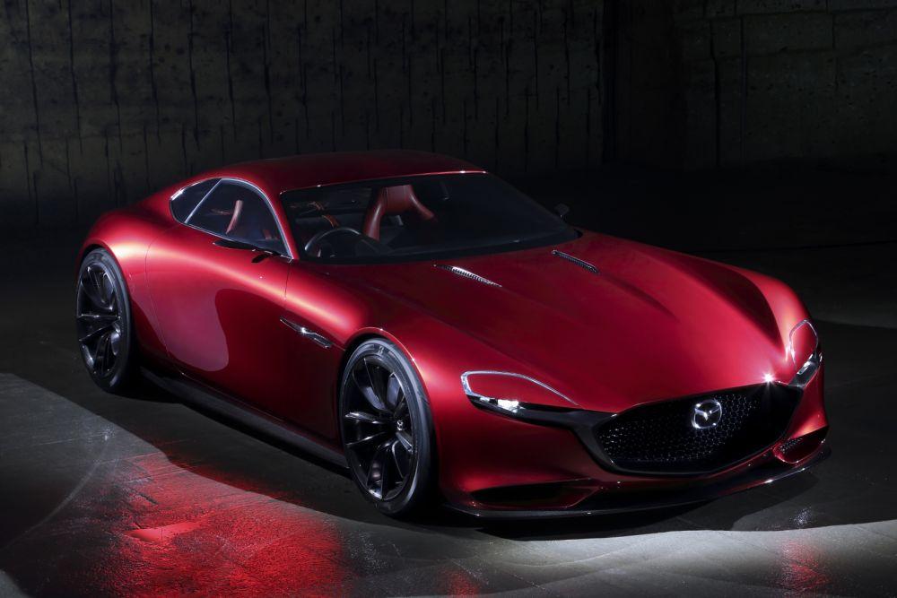 Γιατί το Mazda RX-Vision είναι ο διάδοχος του RX-7