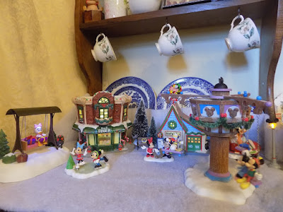 Disney Christmas Village 2017