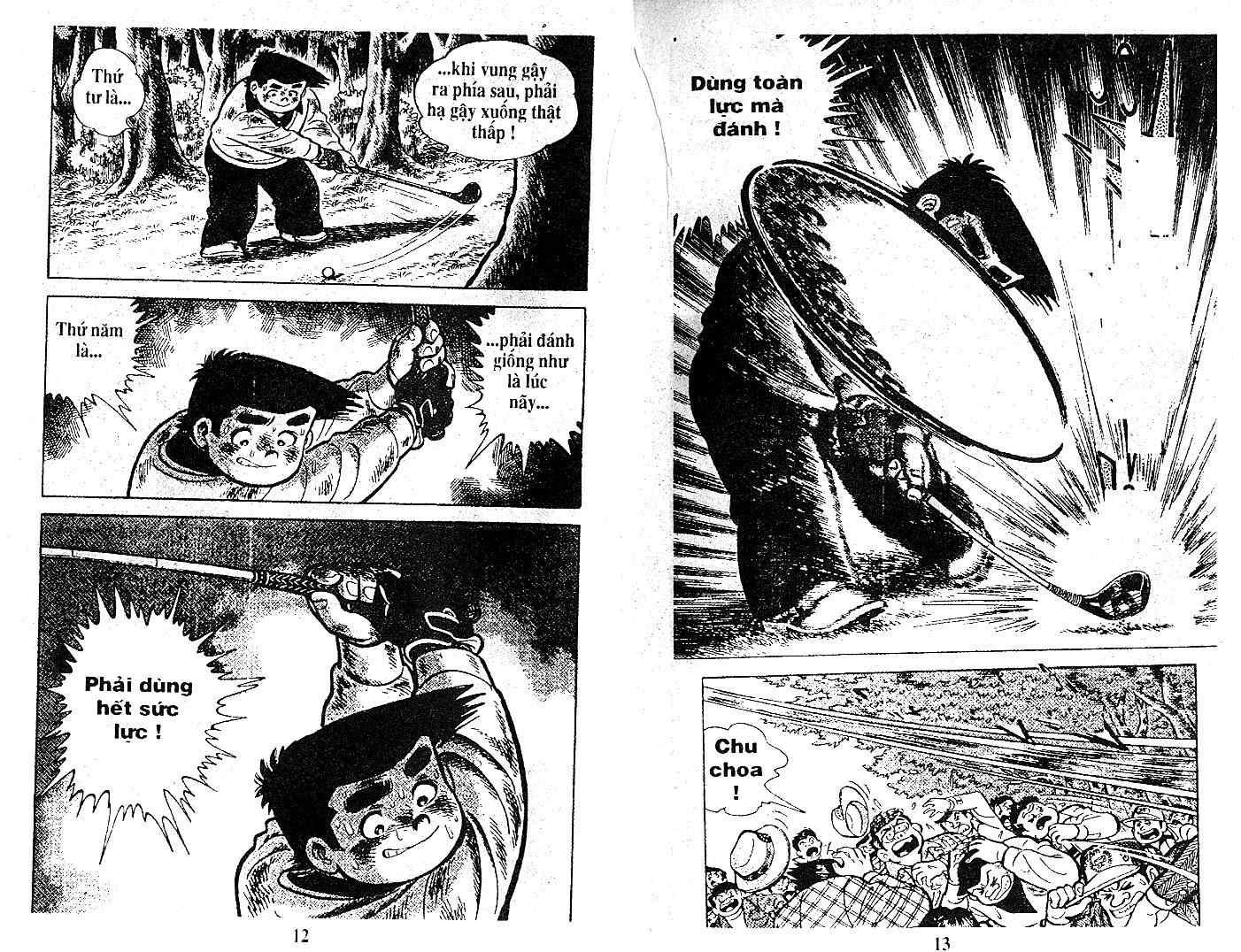 Ashita Tenki ni Naare chapter 20 trang 5