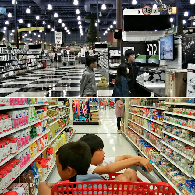 Frys vs. Target