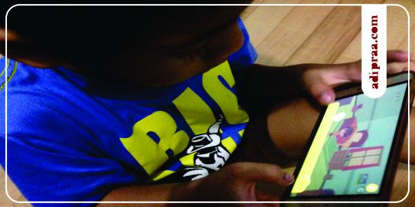 Antusiasme bermain sambil belajar | adipraa.com