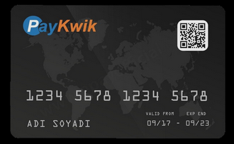 Paykwik cards