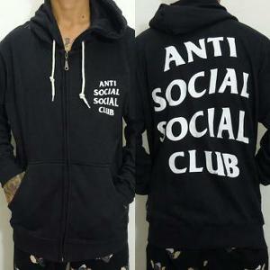 Macam Jenis dan Model Jaket Anti Social Social Club