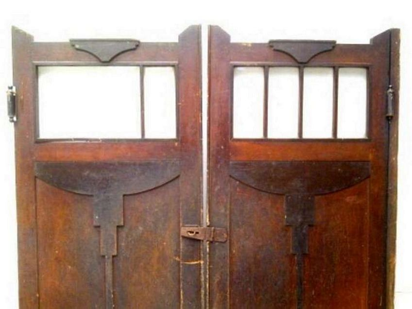 Gbr Pintu Cowboy Terlihat Indah | ModelRumahnya