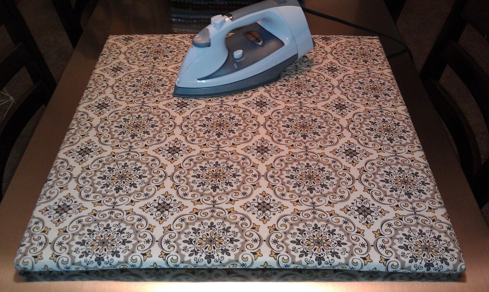 Living the Teaching Life: DIY Ironing Board