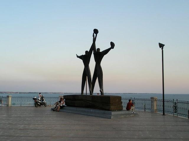 Corso due Mari em Taranto