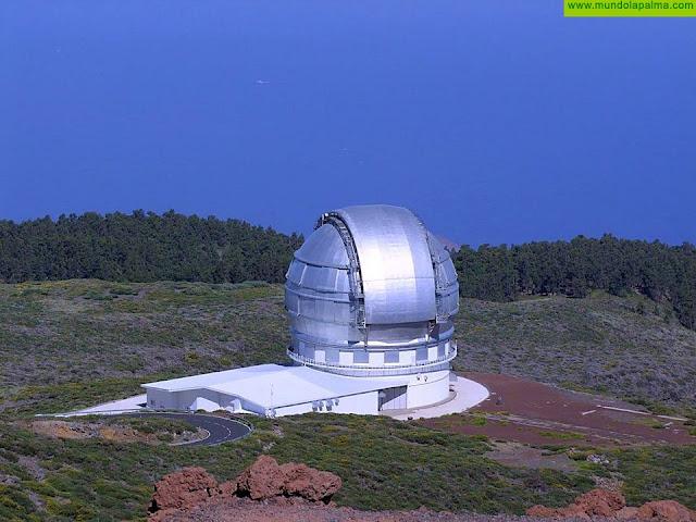 El Consejo de Gobierno autoriza el voto a favor de la ampliación del objeto social en la Junta del Gran Telescopio de Canarias