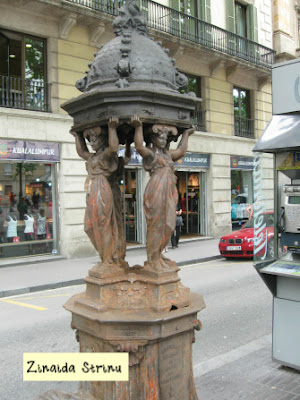 barcelona-la-rambla-fantana-din-1872