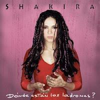 """Detalii album """"Donde Estan los Ladrones?"""""""