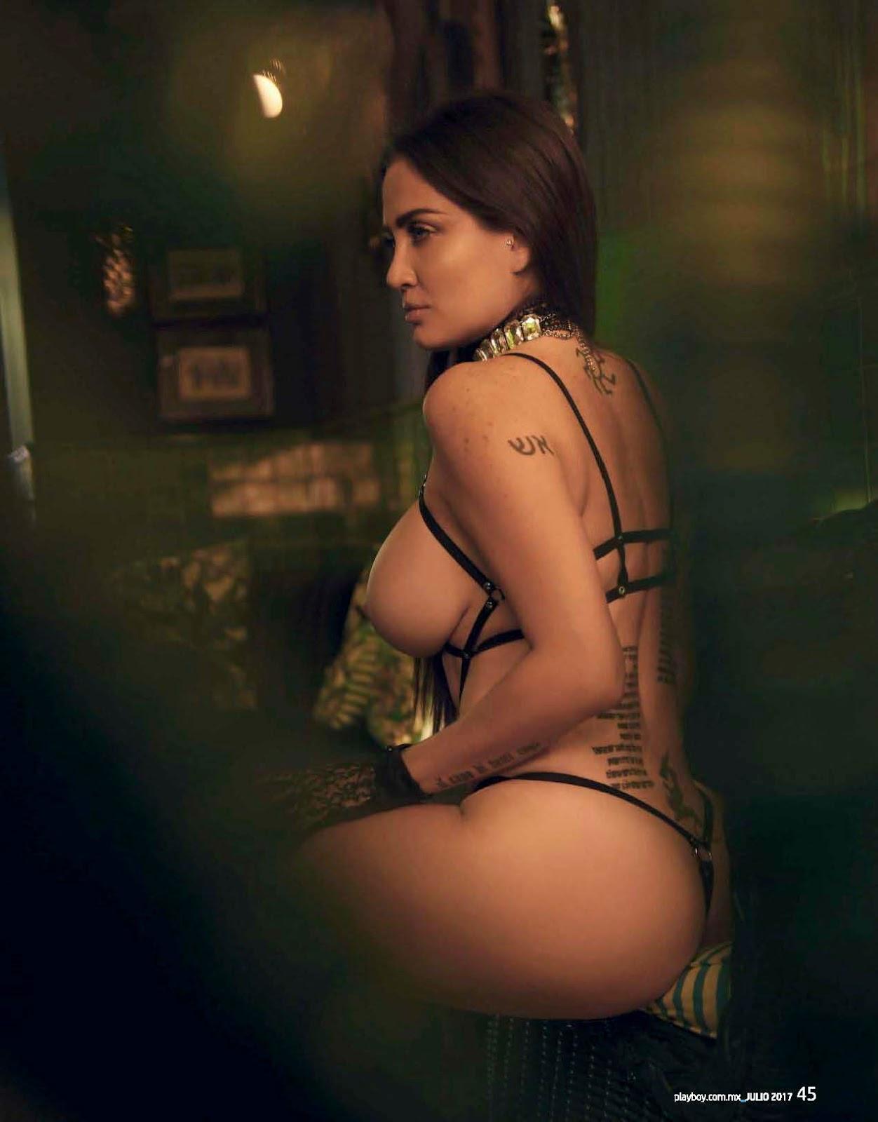 Celia Lora / Playboy