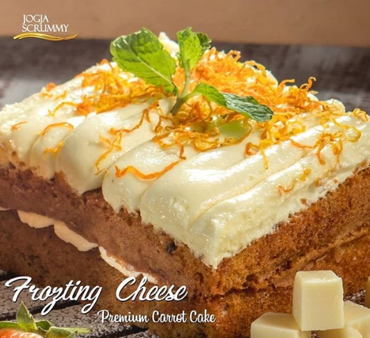 Premium Carrot Cake Frozting Cheese