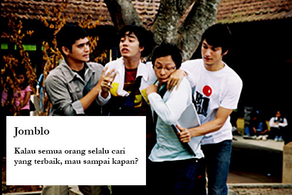 review film jomblo
