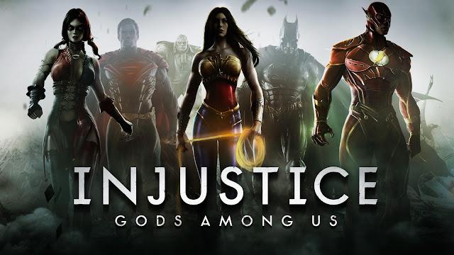 injustice Gods Among Us Apk Mod head