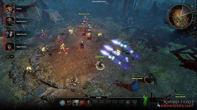 Sword Coast Legends Gameplay Screenshot 1