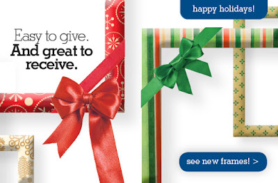 Happy Holidays from American Frame