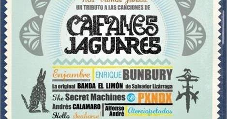 tributo a caifanes jaguares vol 1