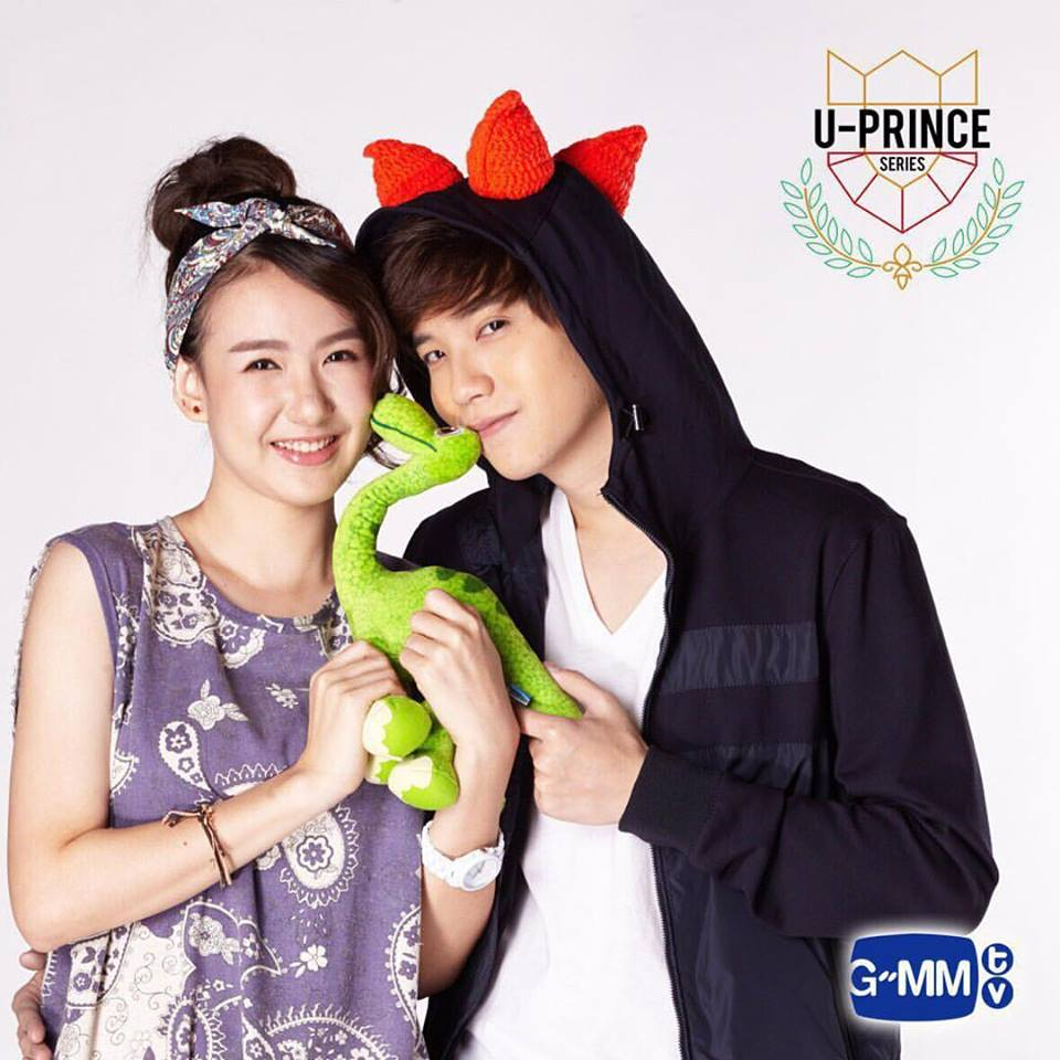 นักแสดงนำซีรีส์ U-Prince Series