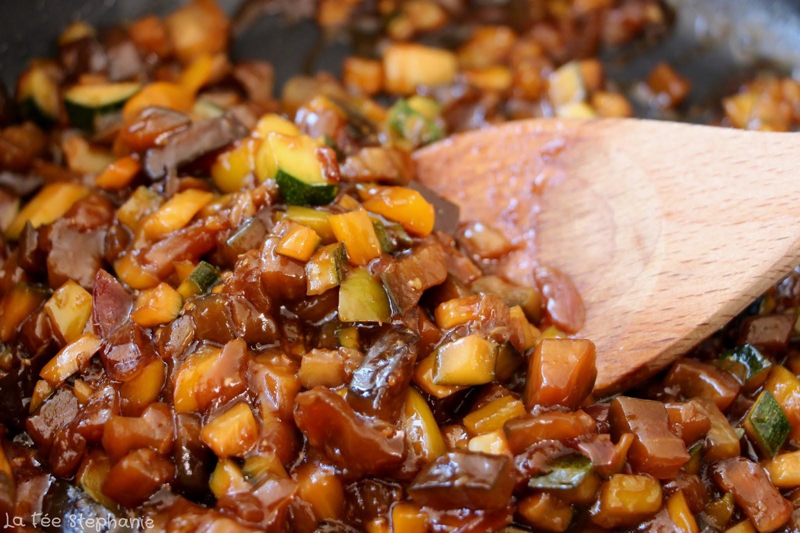 Envie D Ailleurs Decouvrez Ma Recette De Legumes Et Leur Sauce