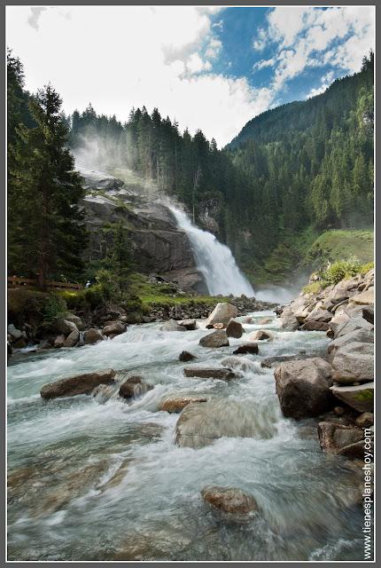 Cascadas del Krimml Austria