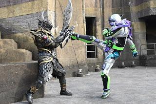 Kamen Rider Zi-O (Episode 22) Sub Indo