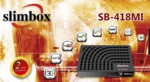 SLIMBOX SB-418MI