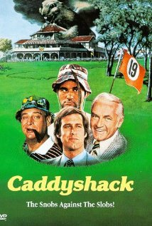 Caddyshack movieloversreviews.filminspector.com poster