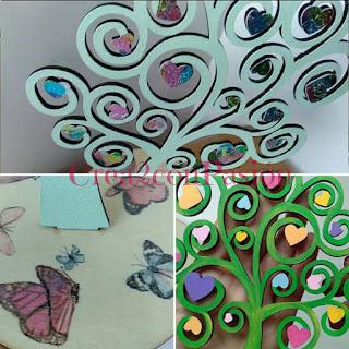 Cuelga-pendientes-decorado-con-transferencia-de-rotulador-foil-metalizado-y-pinturas-acrílicas-portada-por-Crea2-con-Pasión