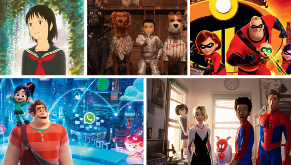 The 2019 Animation Oscar Nominations Are Here - AFA