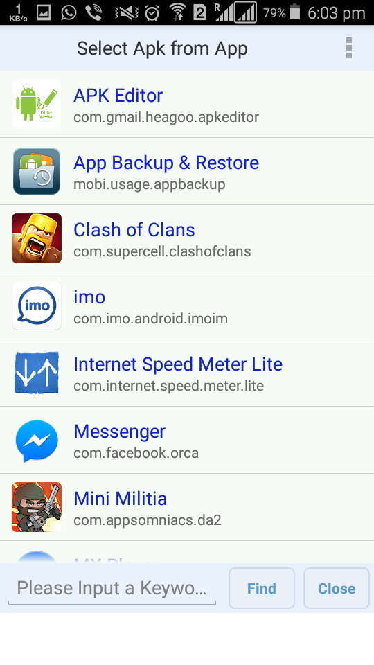 apk editor for clash of clans