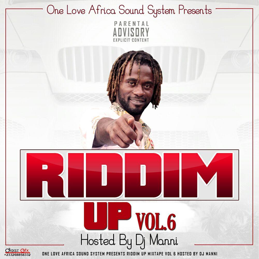 DANCEHALL MIXTAPE: DJ MANNI - Riddim Up VOLUME 6 - 13PLAY