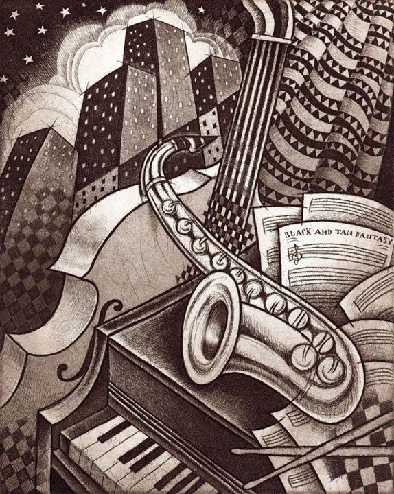 Keith Mallett 1948 | American painter | African American art