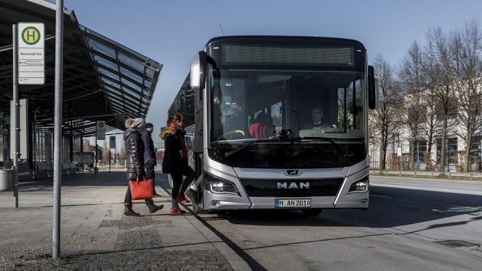 MAN Truck & Bus fue galardonado con el IF Desing Award 2019 en los segmentos de carga y pasajeros