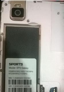 Sports SP3 Galaxy