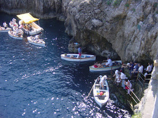 Capri La Grotta Azzurra - Magic no word or image could ever describe - Travel to Wonder