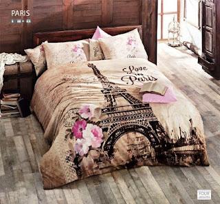 Top Ten Paris Themed Bedding Sets