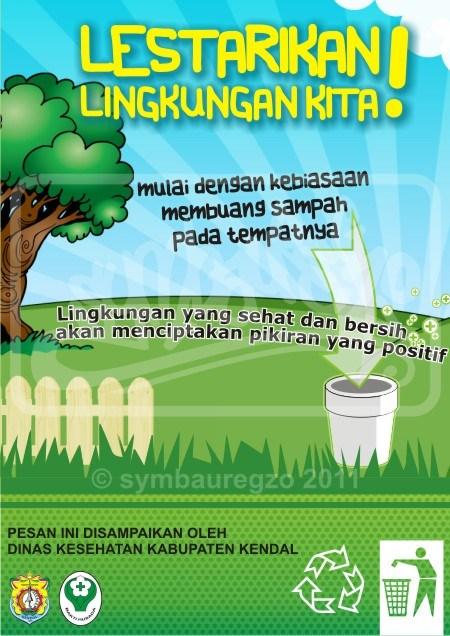 www.rangkuman-pendidikan.blogspot.com: contoh poster bergambar