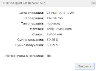 pride-invest.com хайп