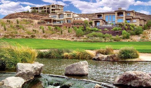 New Homes For Sale Summerlin Red Rock Canyon Robert Vegas Bob Swetz