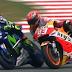 Rossi Tendang Marques Hingga Jatuh