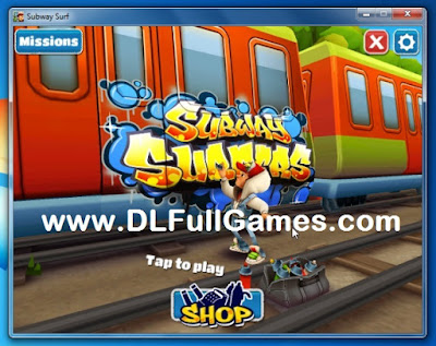 Subway Surfers Free Game - Download Games - Full PC Games